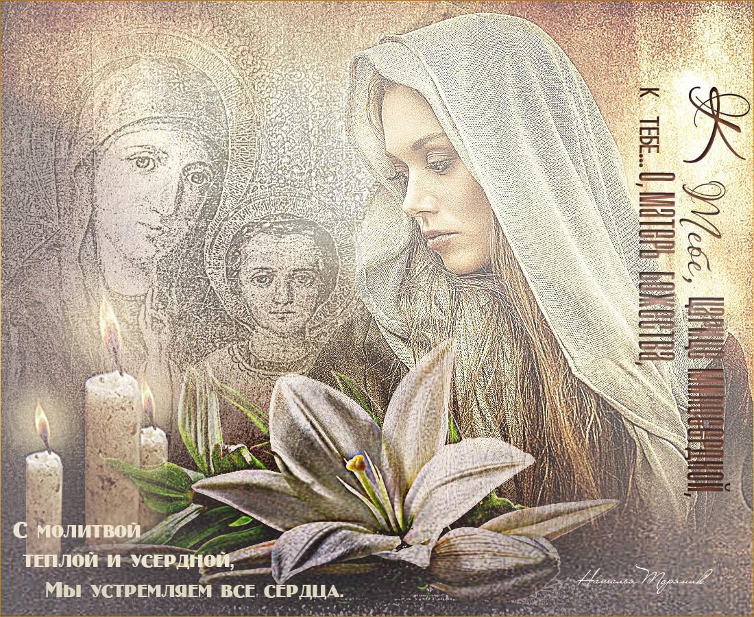 мать богороица