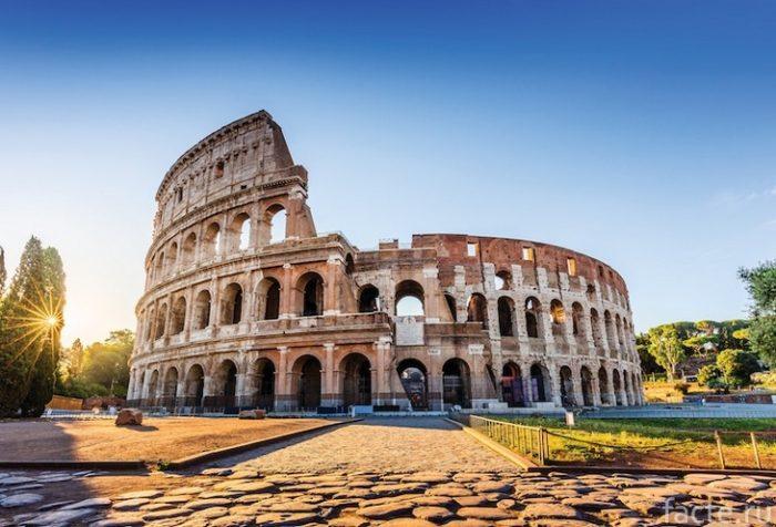 5 удивительных фактов о Римском Колизее.