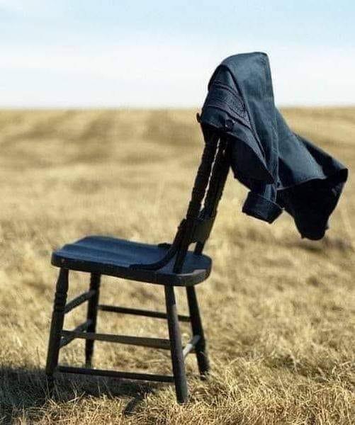 Пустой стул