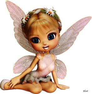 Маленькая фея…