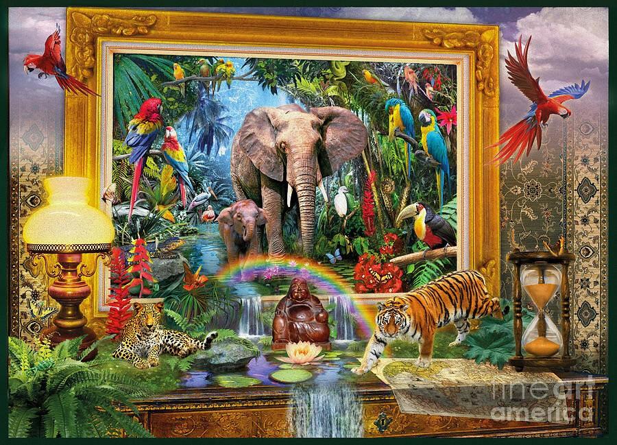 jungle coming jan patrik krasny