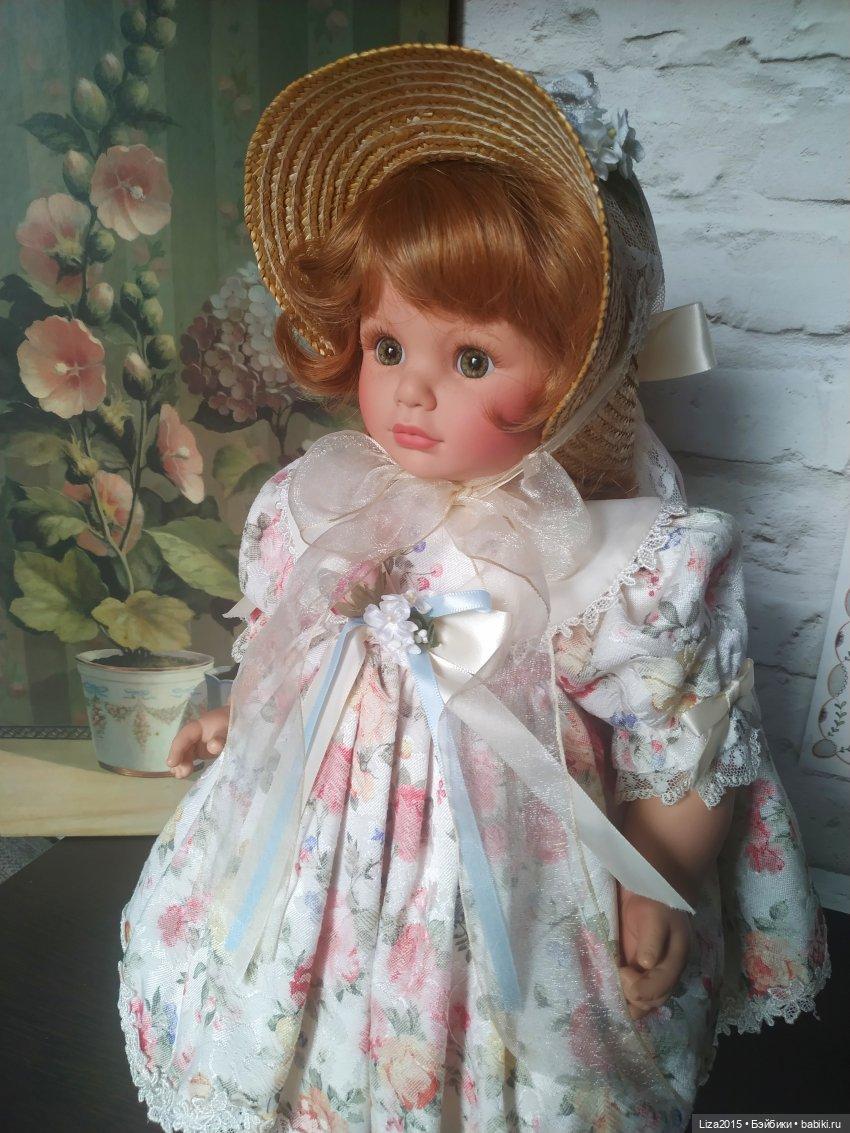 Куклы Susan Wakeen, как первая любовь