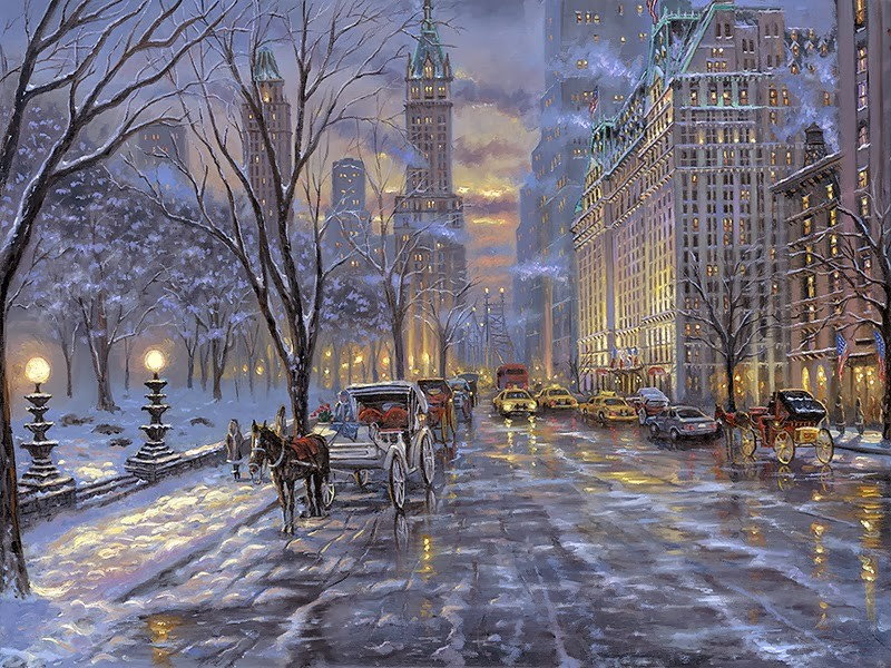 a winter stroll manhattan new york 2