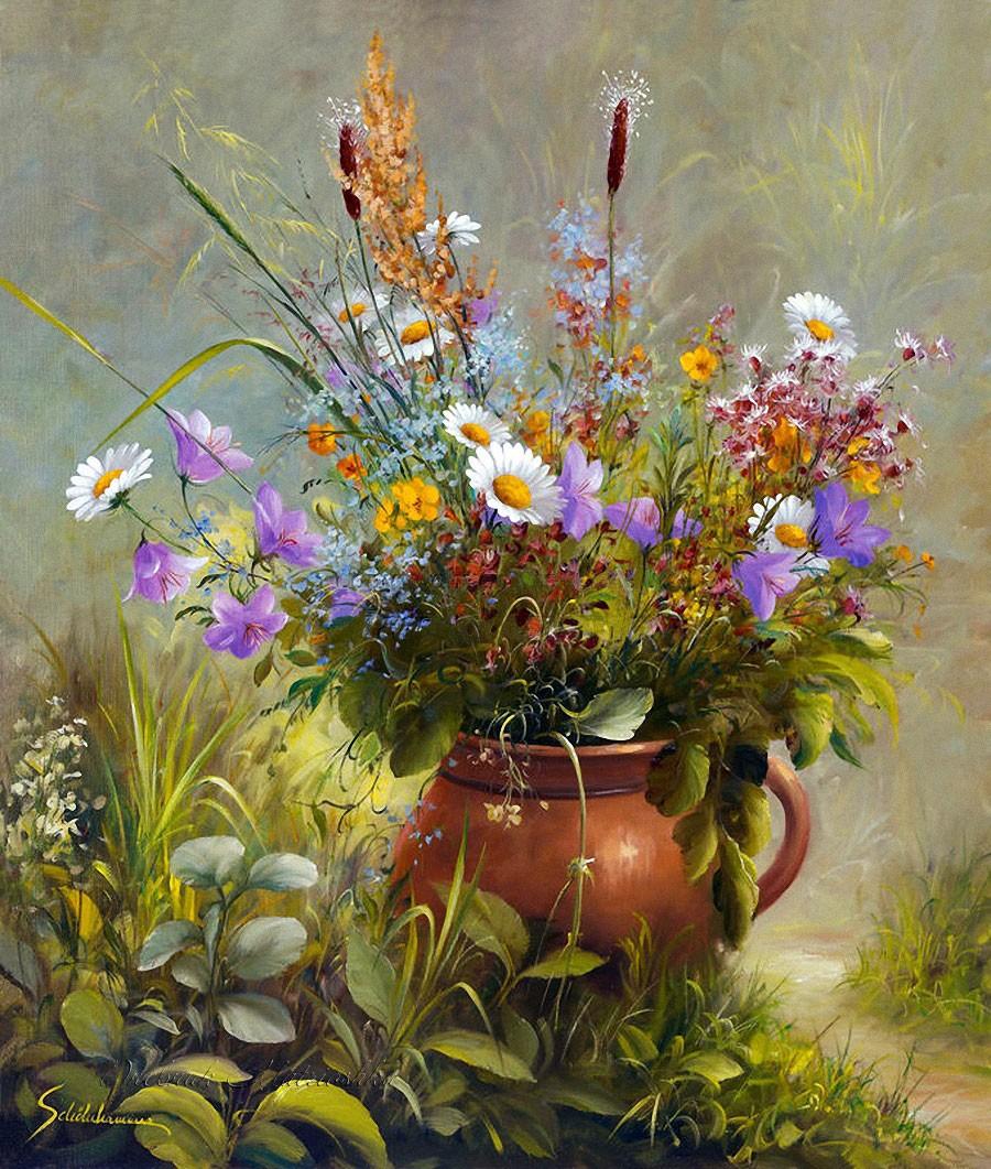 meadow flowers 4